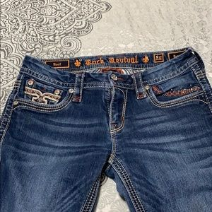 Rock revival boot jeans size 29